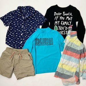 Other - Boys Clothing Lot 4T